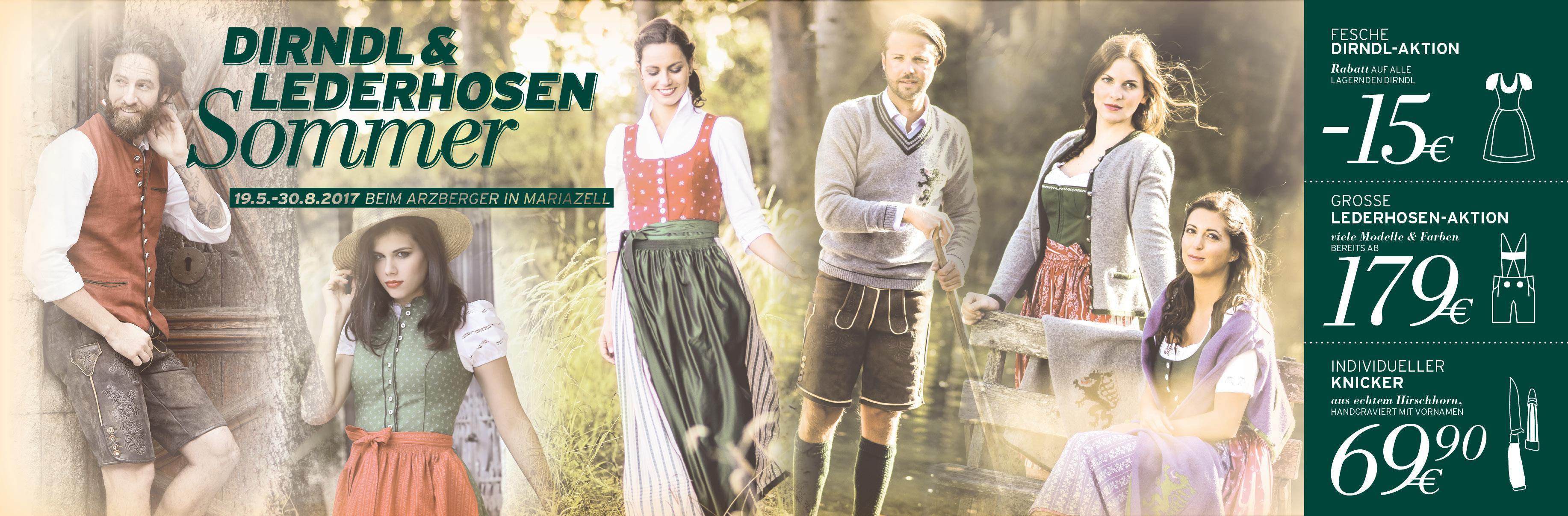Dirndl & Lederhosen Sommer