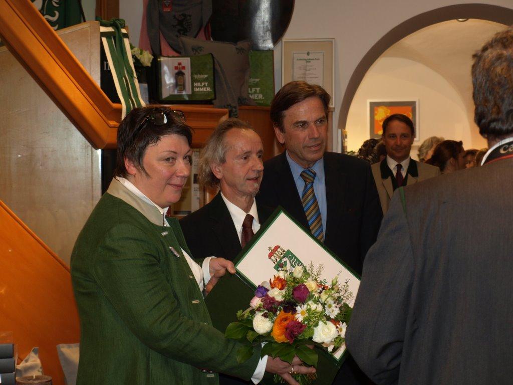 Auszeichnung Mariazell